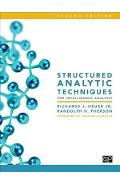 Structured Analytic Techniques for Intelligence Analysis - Richards J. Heuer, Randolph H. Pherson