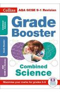 AQA GCSE 9-1 Combined Science Trilogy Grade Booster for grad