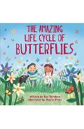 Look and Wonder: The Amazing Life Cycle of Butterflies - Kay Barnham