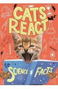 Cats React to Science Facts -