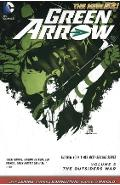 Green Arrow Vol. 5: The Outsiders War (The New 52) - Jeff Lemire