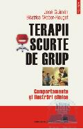Terapii scurte de grup - Jose Guimon, Beatrice Weber-Rouget