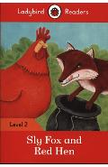 Sly Fox and Red Hen - Ladybird Readers Level 2 -  Ladybird
