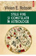 Stele fixe si constelatii in astrologie - Vivian E. Robson