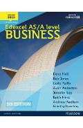 Edexcel AS/A level Business 5th edition Student Book and Act