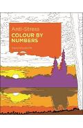 Anti-Stress Colour by Numbers - David Woodroffe