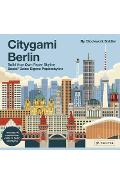 Citygami Berlin: Build Your Own Paper Skyline -