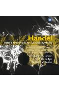 2CD Handel - Water & Fireworks Music, Coronation Anthems