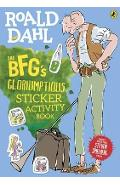 BFGs Gloriumptious Sticker Activity Book