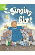 Rigby Star Guided 1 Green Level: The Singing Giant, Story, P