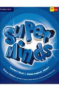 Super minds. Teachers Book 1. Limba engleza - Clasa 1 - Melanie Williams