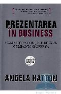 Prezentarea in business - Angela Hatton