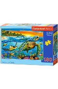 Puzzle 180. Underwater Turtles