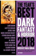 Year's Best Dark Fantasy & Horror 2018 Edition