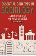 Essential Concepts in Sociology - Anthony Giddens