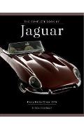 Complete Book of Jaguar - Nigel Thorley
