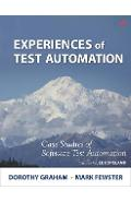 Experiences of Test Automation - Dorothy Graham
