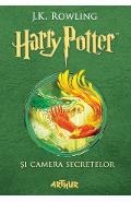 Harry Potter si Camera secretelor - J.K. Rowling