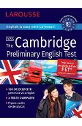 Larousse. Pass the Cambridge Preliminary English Test 14-15 ani - Naomi Styles