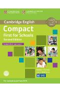 Compact First for Schools Student's Book with Answers with C