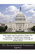 Self-Audit and Inspection Guide for Facilities Conducting Cl