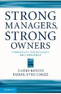 Strong Managers, Strong Owners - Harry Korine