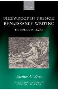 Shipwreck in French Renaissance Writing - Jennifer H Oliver