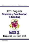 KS1 English Targeted Question Book: Grammar, Punctuation & S