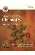 New 2015 A-Level Chemistry for AQA: Year 1 & AS Student Book