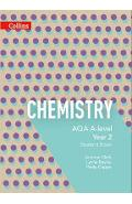 AQA A-Level Chemistry Year 2 Student Book