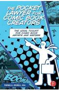 Pocket Lawyer for Comic Book Creators - Thomas Crowell
