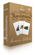 Montessori - Vocabular: Masini utilitare