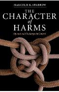 Character of Harms - Malcolm K Sparrow