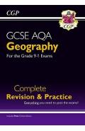 New Grade 9-1 GCSE Geography AQA Complete Revision & Practic
