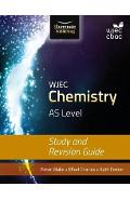 WJEC Chemistry for AS: Study and Revision Guide - Peter Blake