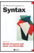 Blackwell Companion to Syntax Volumes 1-5 Set