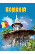 Romania. Atlas ilustrat roman-german