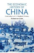 Economic History of China