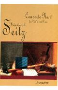 Concerto No.1 For Violon and Piano - Friedrich Seitz