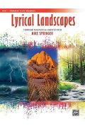 Lyrical Landscapes, Bk 3 - Mike Springer