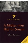 Midsummer Night's Dream: York Notes Advanced