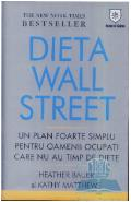 Dieta wall street - Heather Bauer, Kathy Matthews