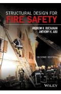 Structural Design for Fire Safety - Andrew H. Buchanan