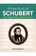 First Book of Schubert - David Dutkanicz