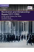 A/AS Level History for AQA Revolution and Dictatorship: Russ