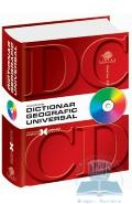 Dictionar geografic universal - Anatol Eremia - Contine CD
