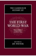 Cambridge History of the First World War