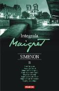 Integrala Maigret Vol.9 - Georges Simenon