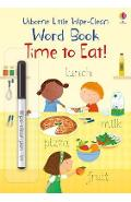Time to Eat! - Felicity Brooks