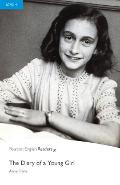 Level 4: The Diary of a Young Girl Book and MP3 Pack - Anne Frank
